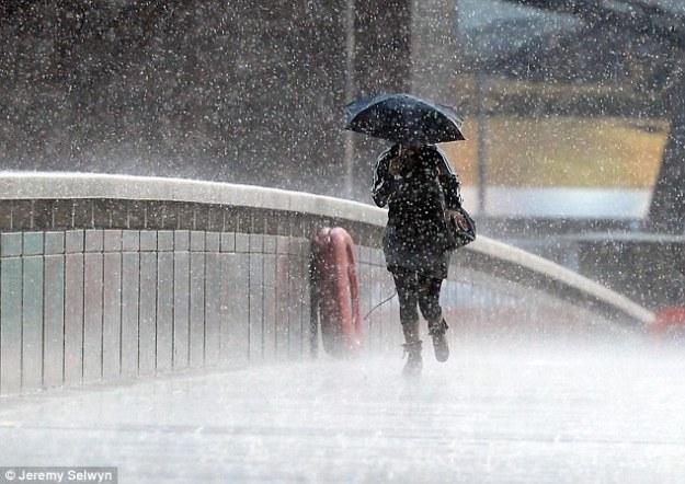 rain walks
